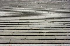 Pasos infinitos - la ciudad Prohibida, Pekín, China Imagen de archivo libre de regalías