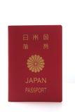Paspoort Royalty-vrije Stock Afbeeldingen