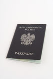 Paspoort-2 Royalty-vrije Stock Foto