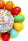 Pasqua. fotografia stock libera da diritti