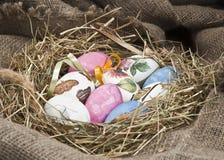 Pasqua Fotografia Stock Libera da Diritti