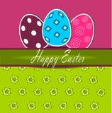 Pasqua felice 1 illustrazione vettoriale