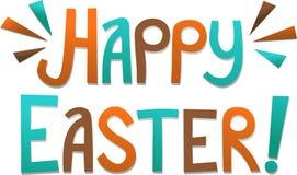 Pasqua felice immagini stock libere da diritti