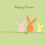Pasqua felice Fotografie Stock
