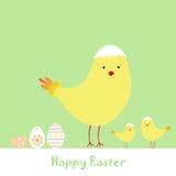 Pasqua felice Immagine Stock