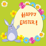 Pasqua felice! royalty illustrazione gratis
