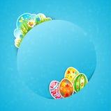 Pasqua felice Fotografie Stock Libere da Diritti