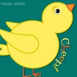 Pasqua felice! Fotografia Stock Libera da Diritti