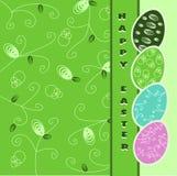 Pasqua felice 3 illustrazione vettoriale