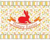 Pasqua felice Immagini Stock