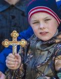 Pasqua a Gerusalemme Fotografia Stock Libera da Diritti
