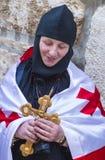 Pasqua a Gerusalemme Fotografia Stock