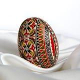 Pasqua ha verniciato l'uovo Fotografie Stock Libere da Diritti