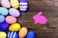 Pasqua & la primavera felici è concetto venente immagini stock