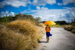 Pasqua nei Caraibi Fotografia Stock Libera da Diritti