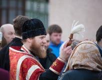 Pasqua ortodossa Fotografia Stock