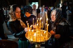 Pasqua ortodossa Fotografie Stock