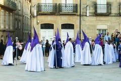 Pasqua in Spagna Immagini Stock Libere da Diritti