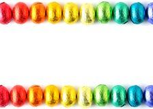 Pasqua-uova Fotografia Stock