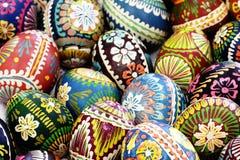 Pasqua-uovo Fotografia Stock Libera da Diritti