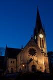 Pasquart Kirche Lizenzfreies Stockfoto