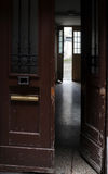 Pass-through Hallway Royalty Free Stock Images