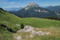 Pass of pravouta,saint pierre de chartreuse,isere,france. Park regional de chartreuse en isere royalty free stock image