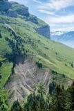 Pass of pravouta,saint pierre de chartreuse,isere,france. Park regional de chartreuse en isere stock image