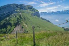 Pass of pravouta,saint pierre de chartreuse,isere,france. Park regional de chartreuse en isere stock images