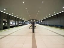 Passaage an Kansai-Bahnstation Stockfotografie