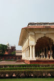 Passage of Agra Fort in India Stock Photo