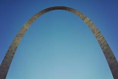 Passage arqué de St Louis photos libres de droits