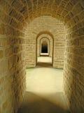 Passage arqué historique Photo libre de droits