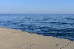 Passage couvert chez Holland Beach Photos libres de droits