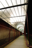 Passage couvert couvert de Lit Photos libres de droits