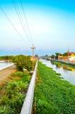 passage couvert dans le pays Thaïlande Photo libre de droits
