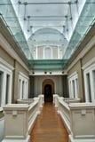Passage couvert par le musée Images libres de droits