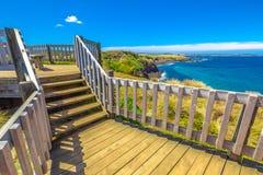 Passage couvert Phillip Island images libres de droits