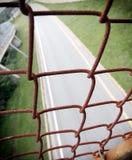 Passage couvert protégé Image libre de droits