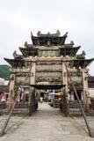 Passage de mémorial de Duxian photo stock