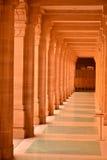 Passage in een paleis Royalty-vrije Stock Foto