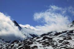 Passage et artère blancs de Yukon image libre de droits