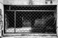 Passage fermé Image stock