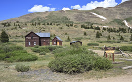 Passage Front Range Colorado de Boreas Image libre de droits