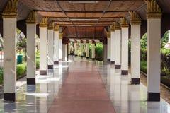 Passage i templet. Royaltyfri Bild