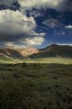 Passage le Colorado de Guanella images stock
