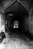 Passage in Lucca Stock Photography