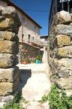 Passage at miranda Stock Image
