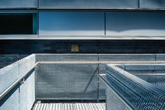 Passage Modern Architecture Stock Images