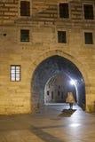 Passage nära den nya moskén Royaltyfri Bild